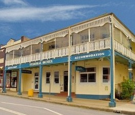 Federal Hotel Bellingen - Accommodation Whitsundays
