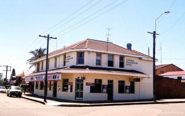 Old Fitzroy Hotel The - Accommodation Whitsundays