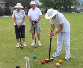 Nowra Croquet Club - Accommodation Whitsundays