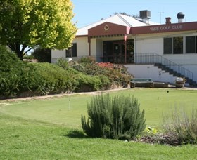 The Yass Golf Club
