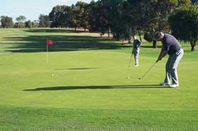 Waikerie Golf Club - Accommodation Whitsundays