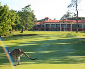Royal Canberra Golf Club - Accommodation Whitsundays