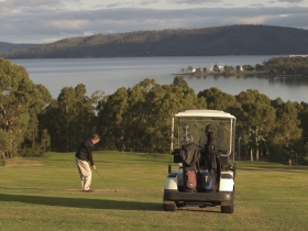 North West Bay Golf Club - Accommodation Whitsundays