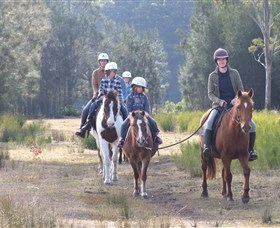 Horse Riding at Oaks Ranch and Country Club - Accommodation Whitsundays