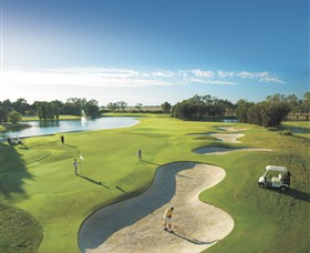 Murray Downs Golf  Country Club - Accommodation Whitsundays