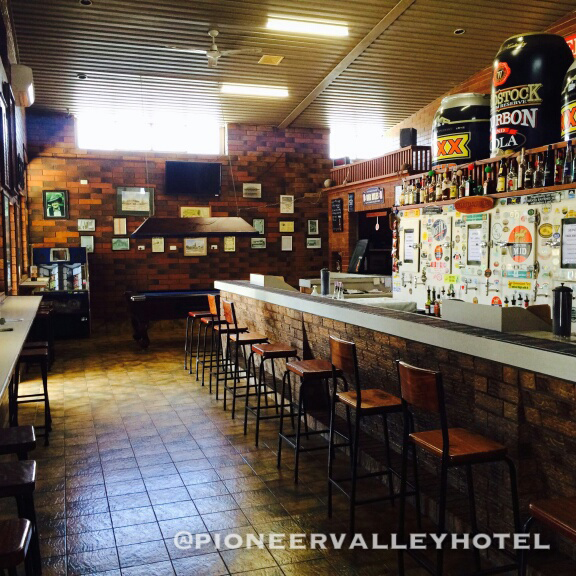 Pioneer Valley Hotel - Accommodation Whitsundays