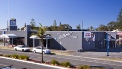 Bellevue Hotel Tuncurry - Accommodation Whitsundays