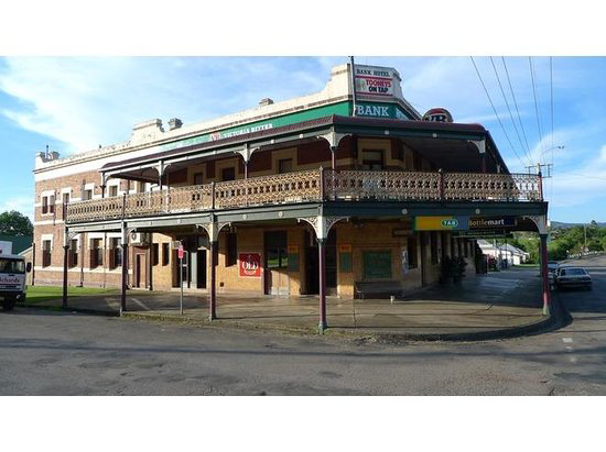 Bank Hotel Dungog - Accommodation Whitsundays