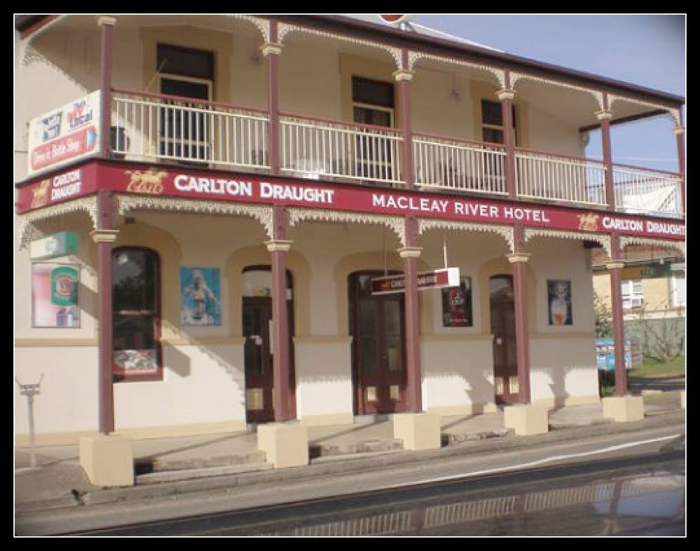 Macleay River Hotel - Accommodation Whitsundays