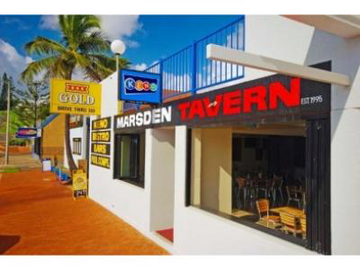 Marsden Tavern - Accommodation Whitsundays