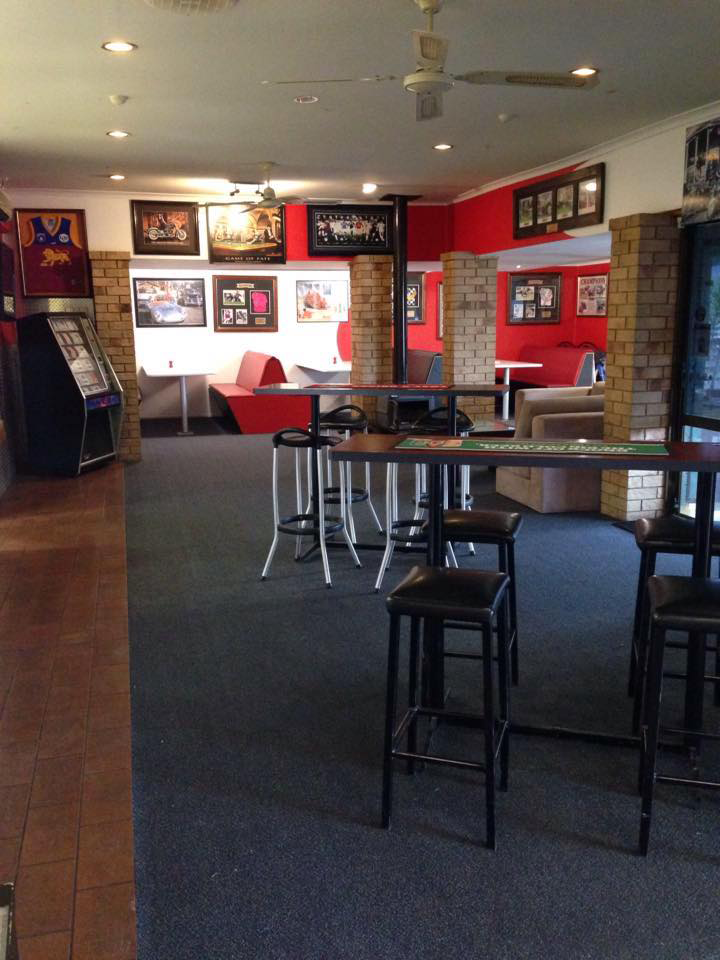 The Back Page Sports Bar  Grill - Accommodation Whitsundays