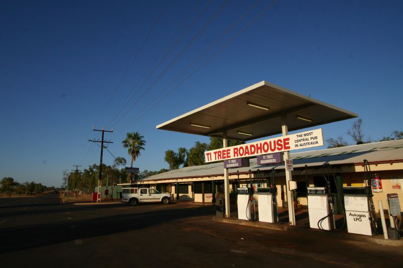 Ti Tree Roadhouse - Accommodation Whitsundays