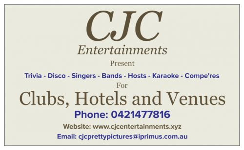 CJC Entertainments - Accommodation Whitsundays