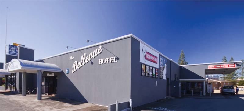 Bellevue Hotel - Accommodation Whitsundays