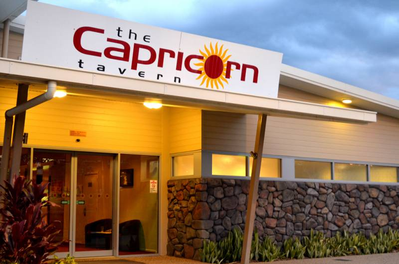 Capricorn Tavern - Accommodation Whitsundays