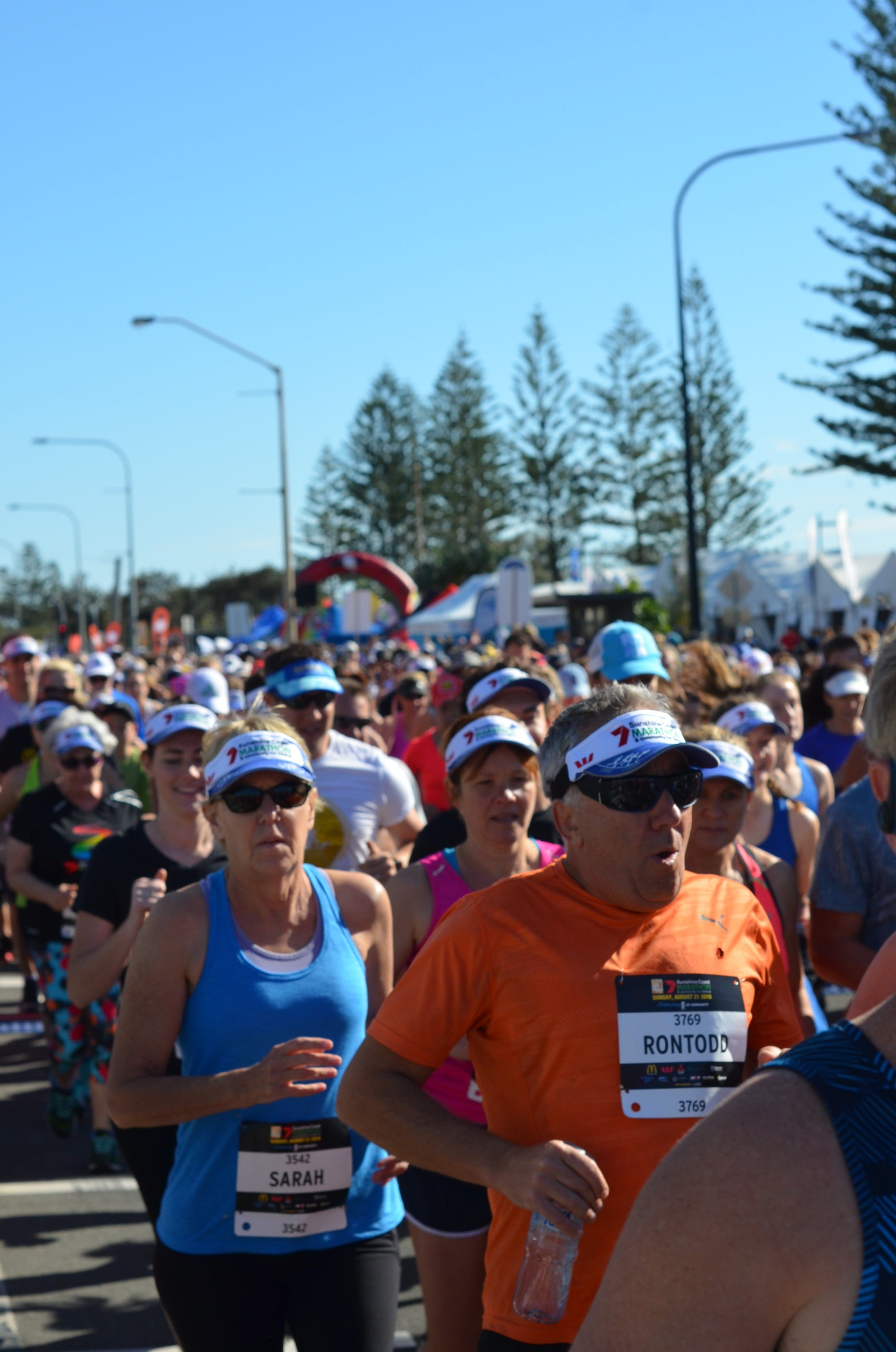 7 Sunshine Coast Marathon - Accommodation Whitsundays