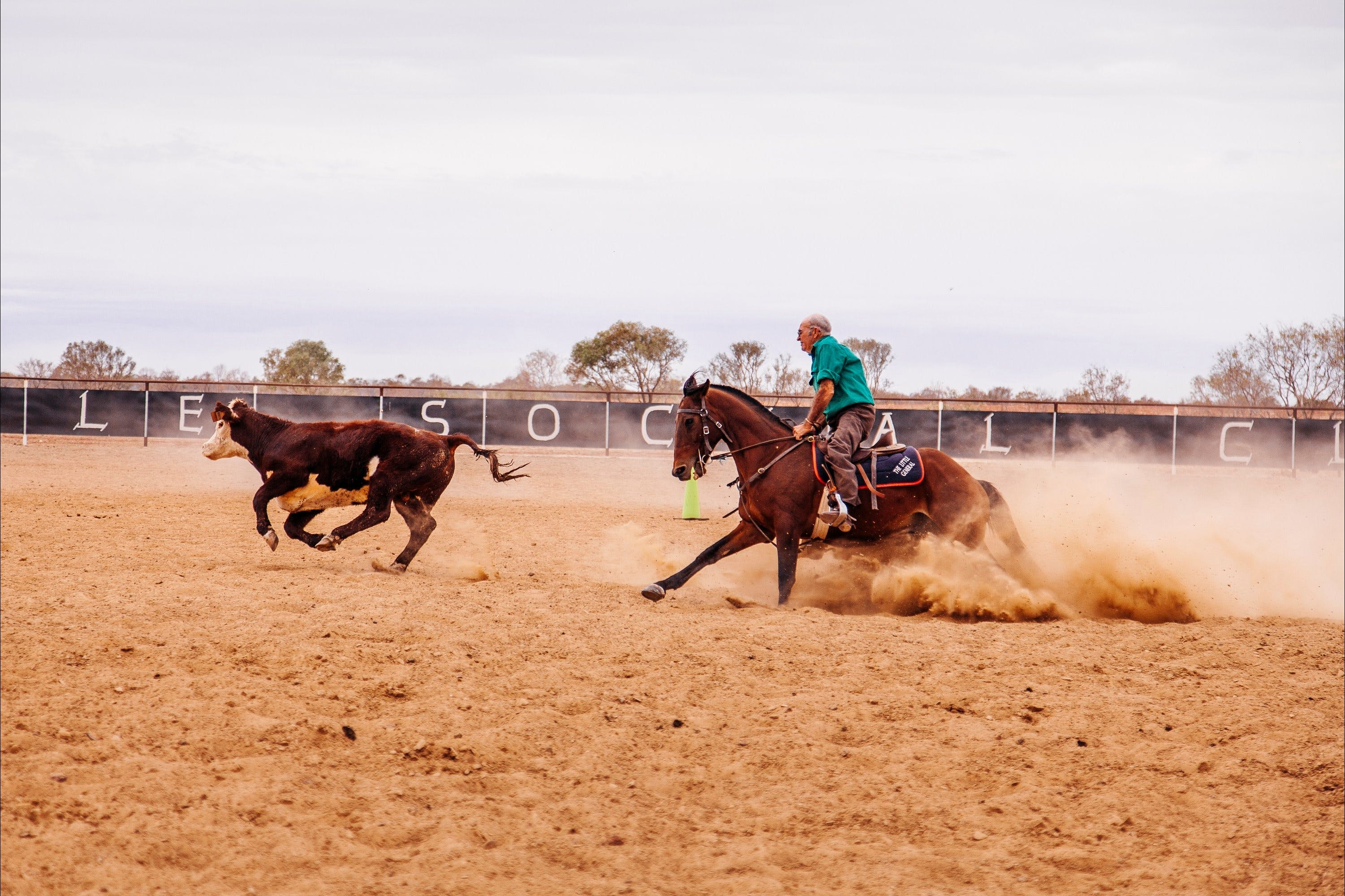 Birdsville Campdraft  Rodeo and Bronco Branding - Accommodation Whitsundays