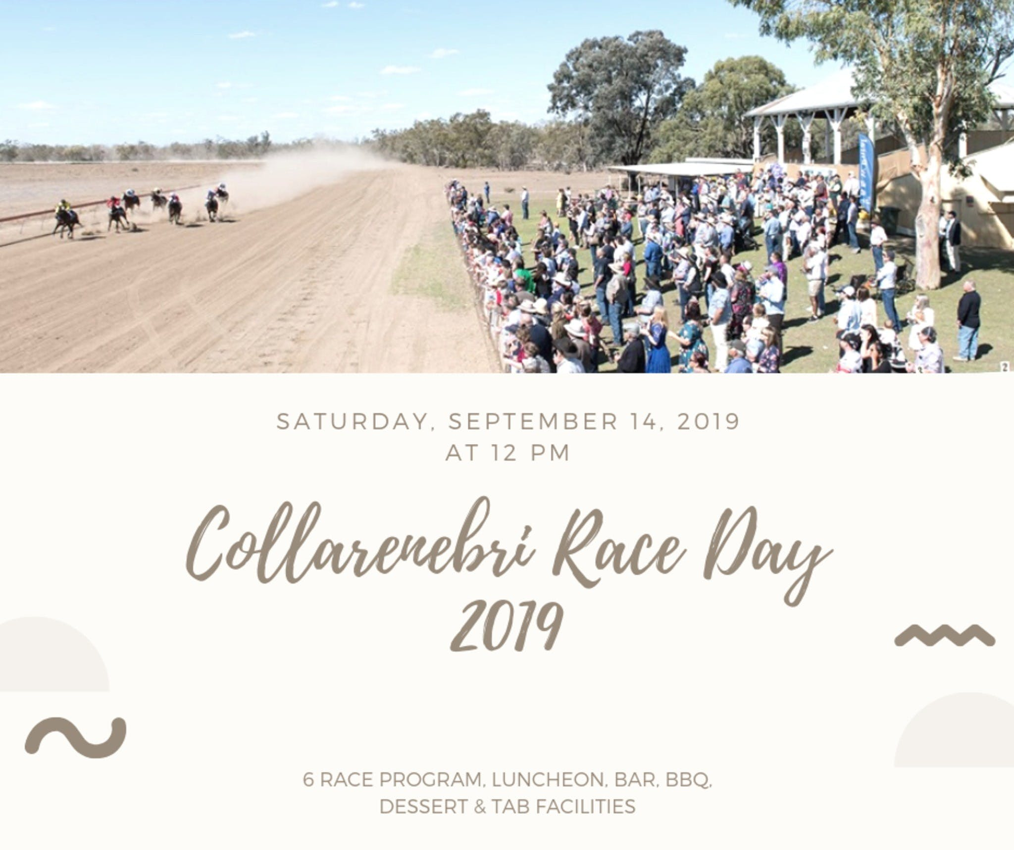 Collarenebri Races - Accommodation Whitsundays