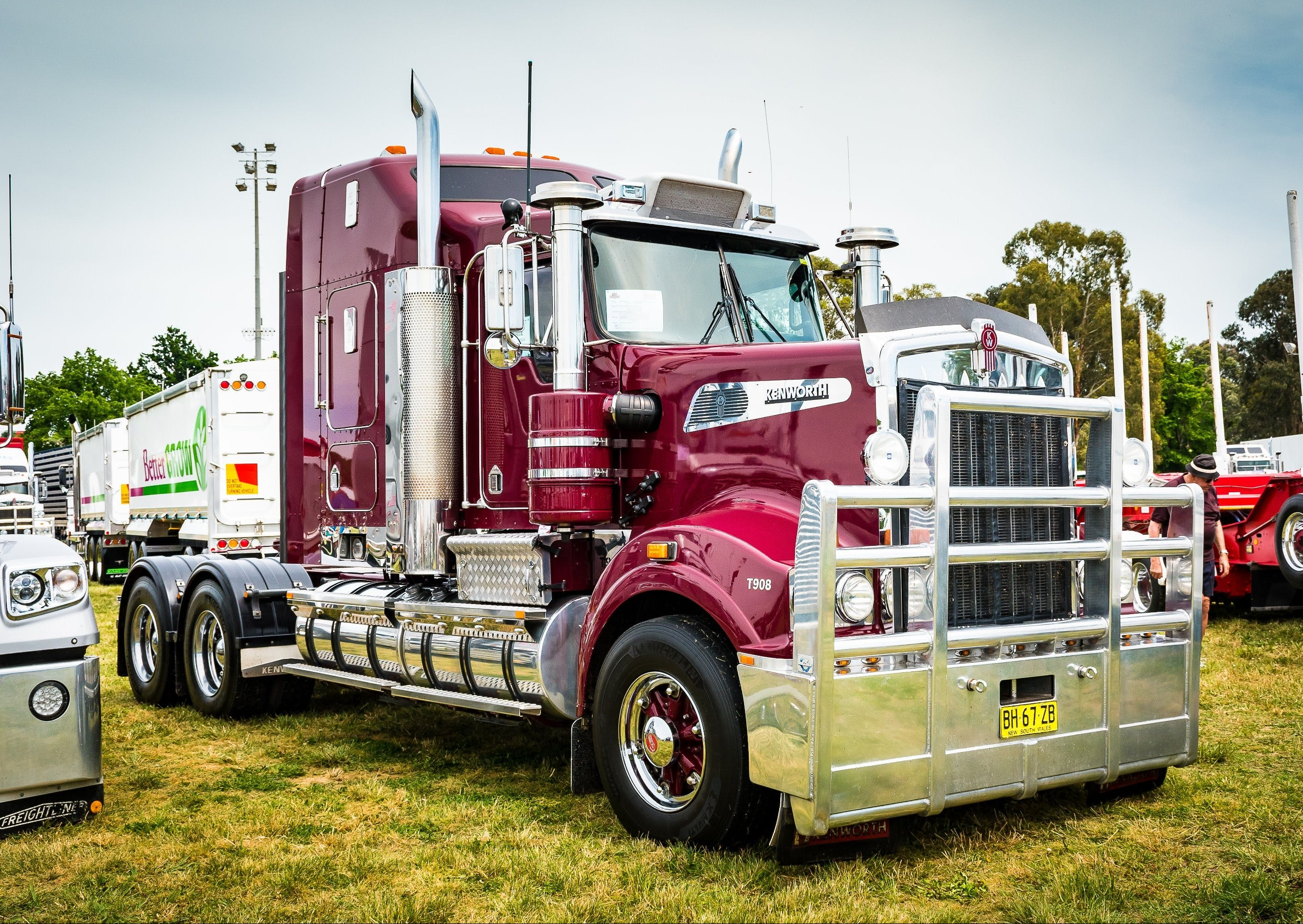 Dane Ballinger Memorial Truck Show - Accommodation Whitsundays