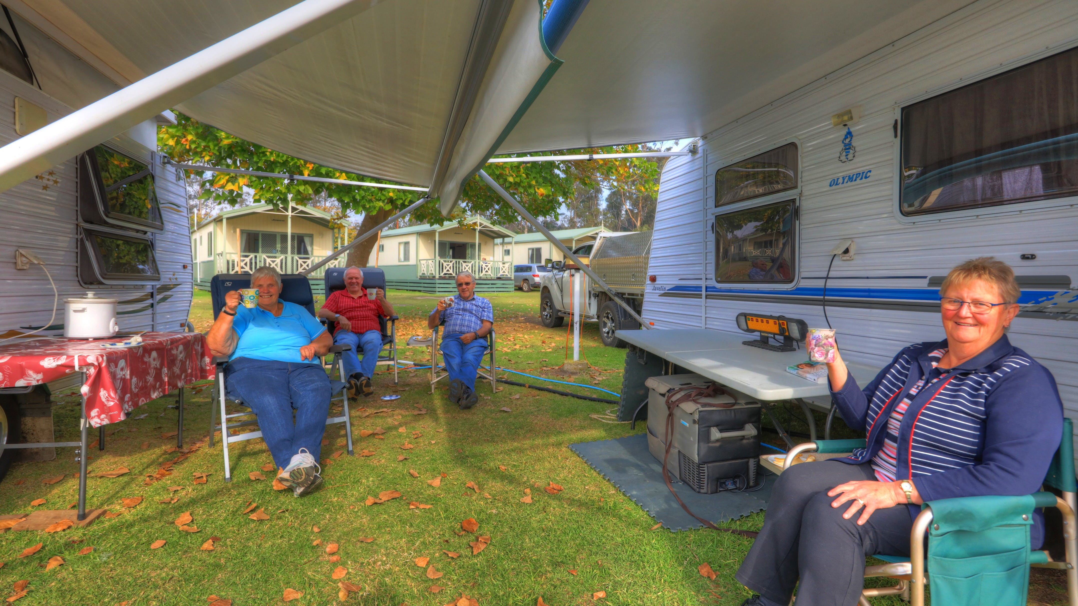 Eden Caravan Muster - Accommodation Whitsundays