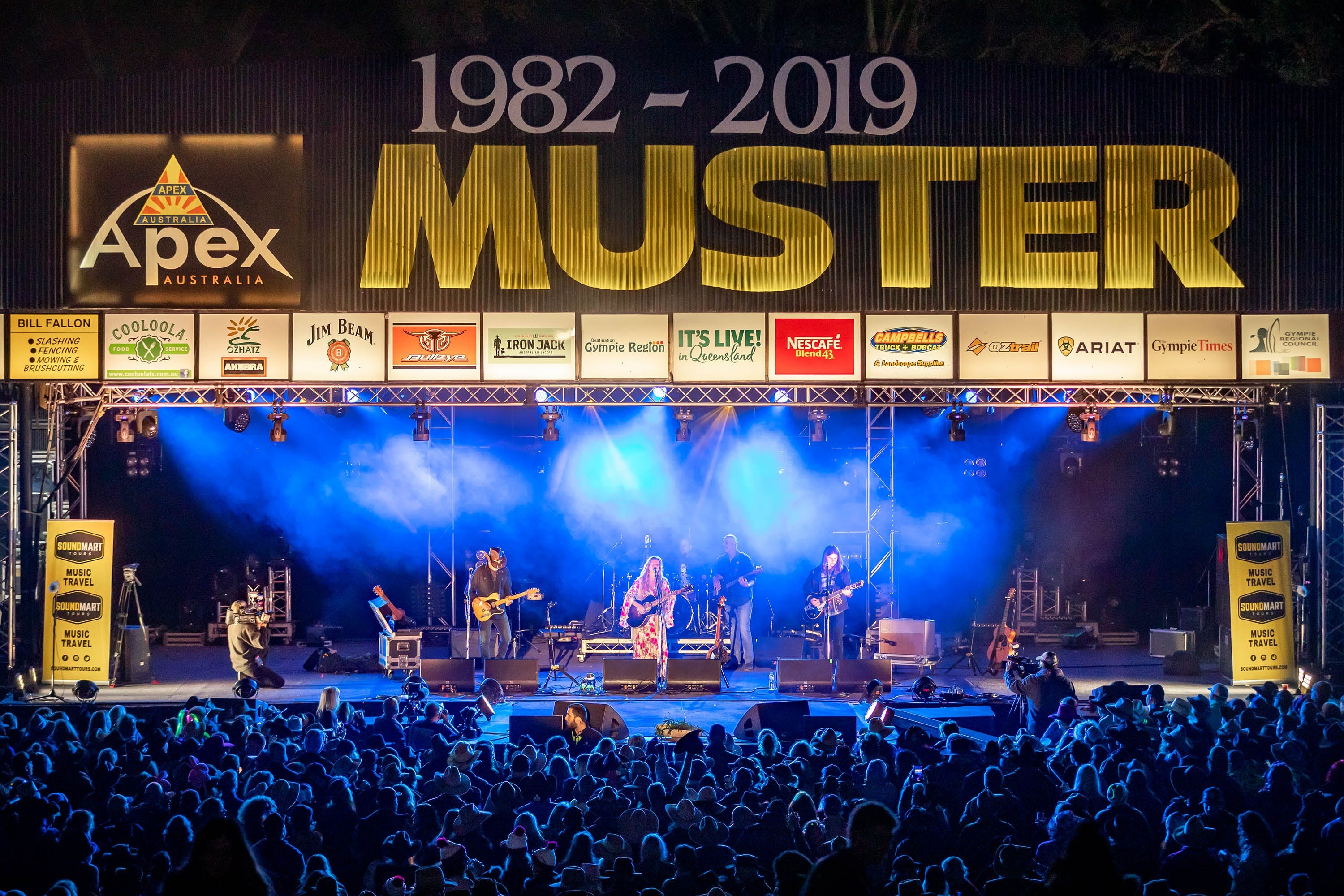 Gympie Music Muster - Accommodation Whitsundays