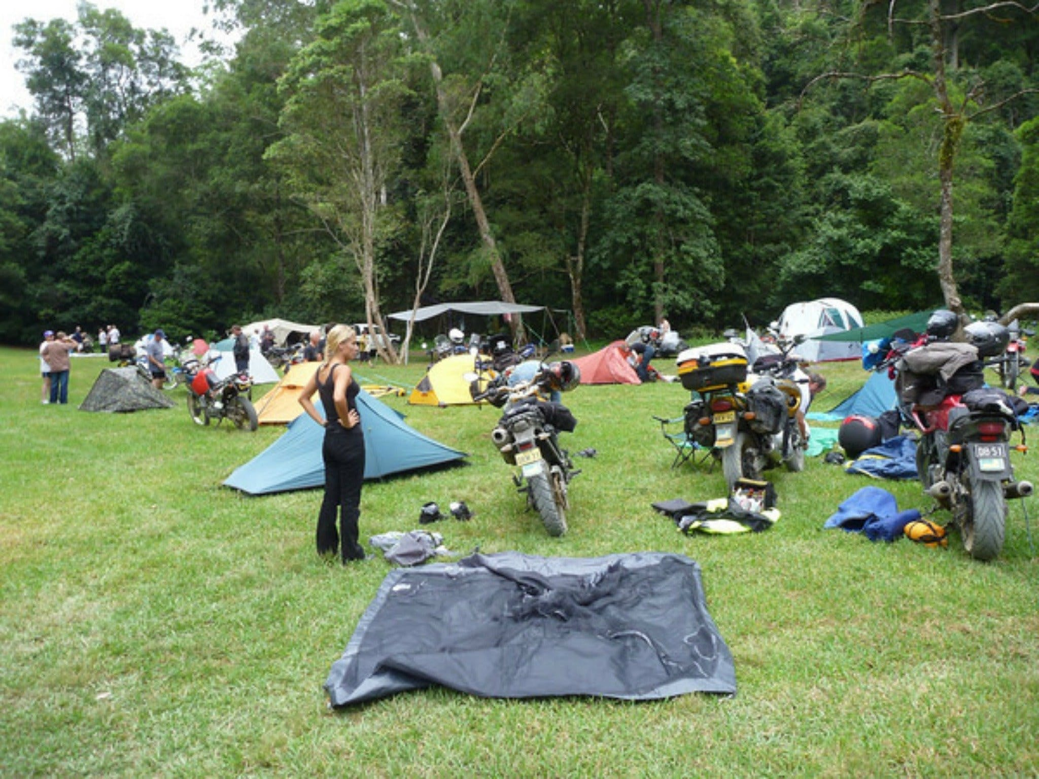 Karuah River Motorcycle Rally - Accommodation Whitsundays