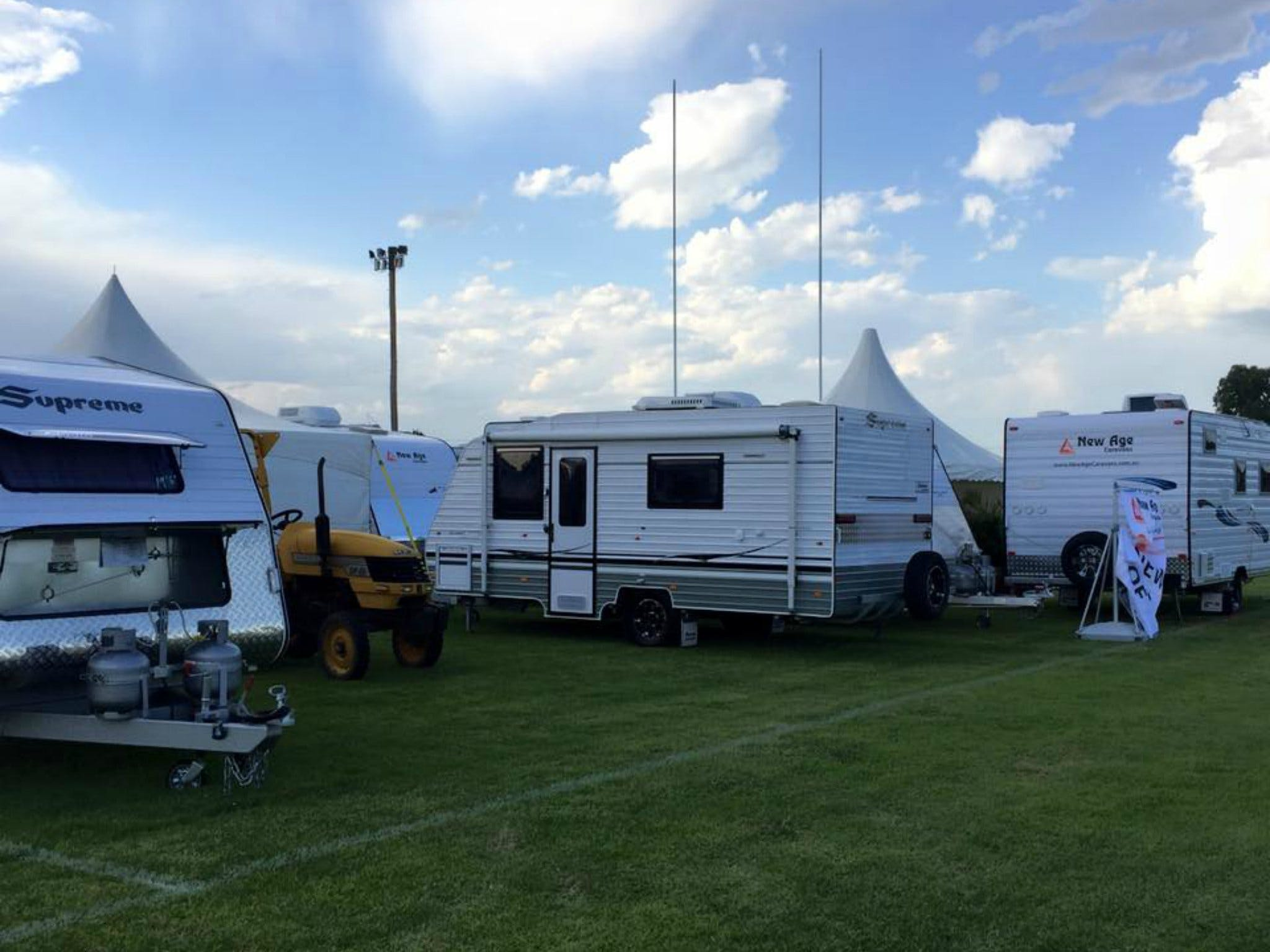 Northern Inland 4x4 Fishing Caravan and Camping Expo - Accommodation Whitsundays
