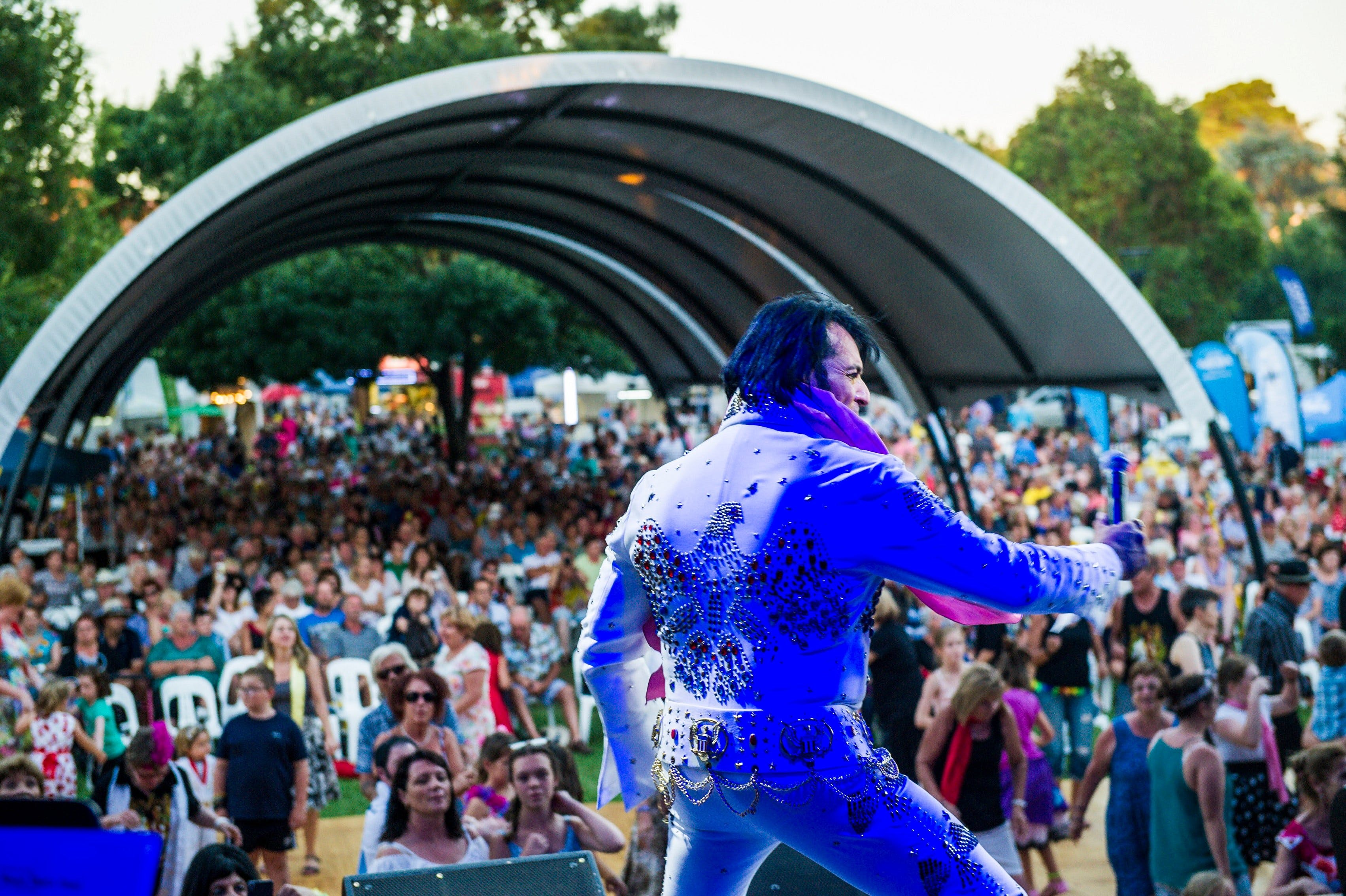 Parkes Elvis Festival - Accommodation Whitsundays