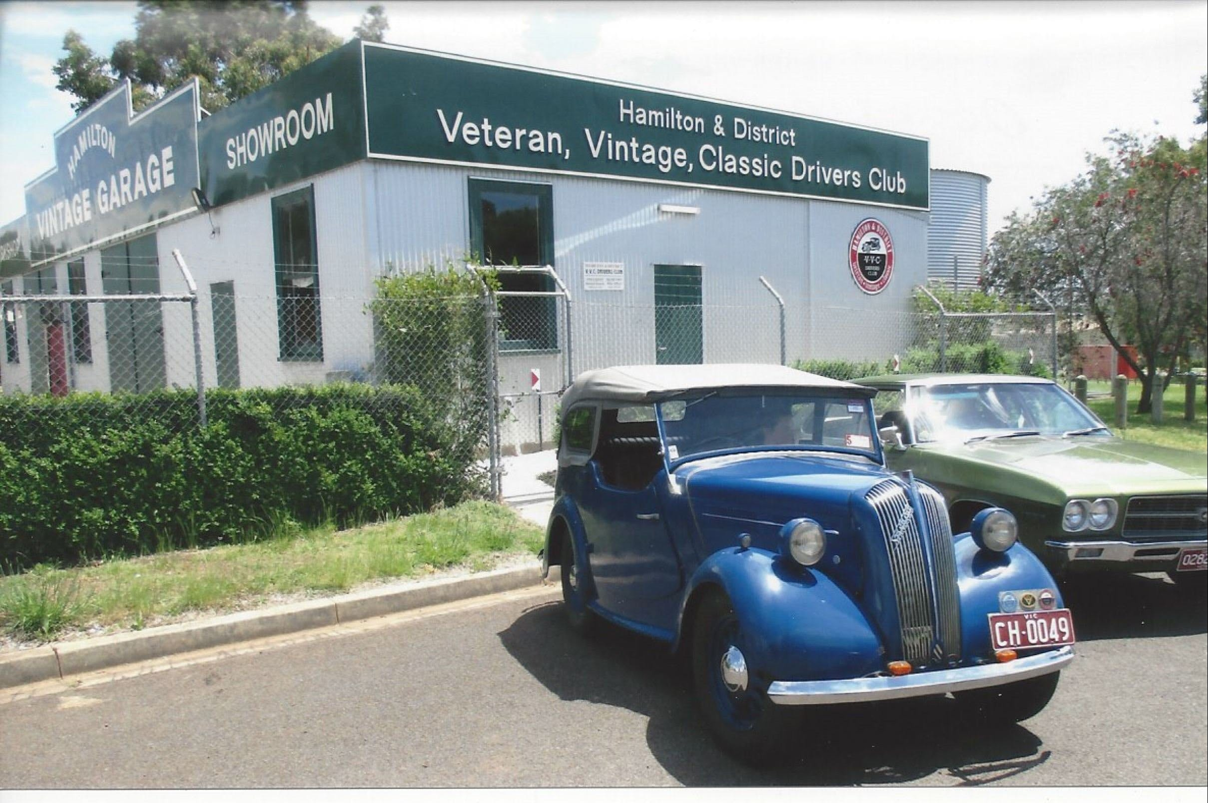 Queens Birthday Veteran Vintage and Classic Car Rally - Accommodation Whitsundays