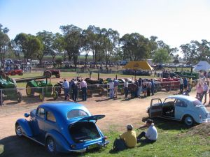 Quirindi Rural Heritage Village - Vintage Machinery and Miniature Railway Rally and Swap Meet - Accommodation Whitsundays