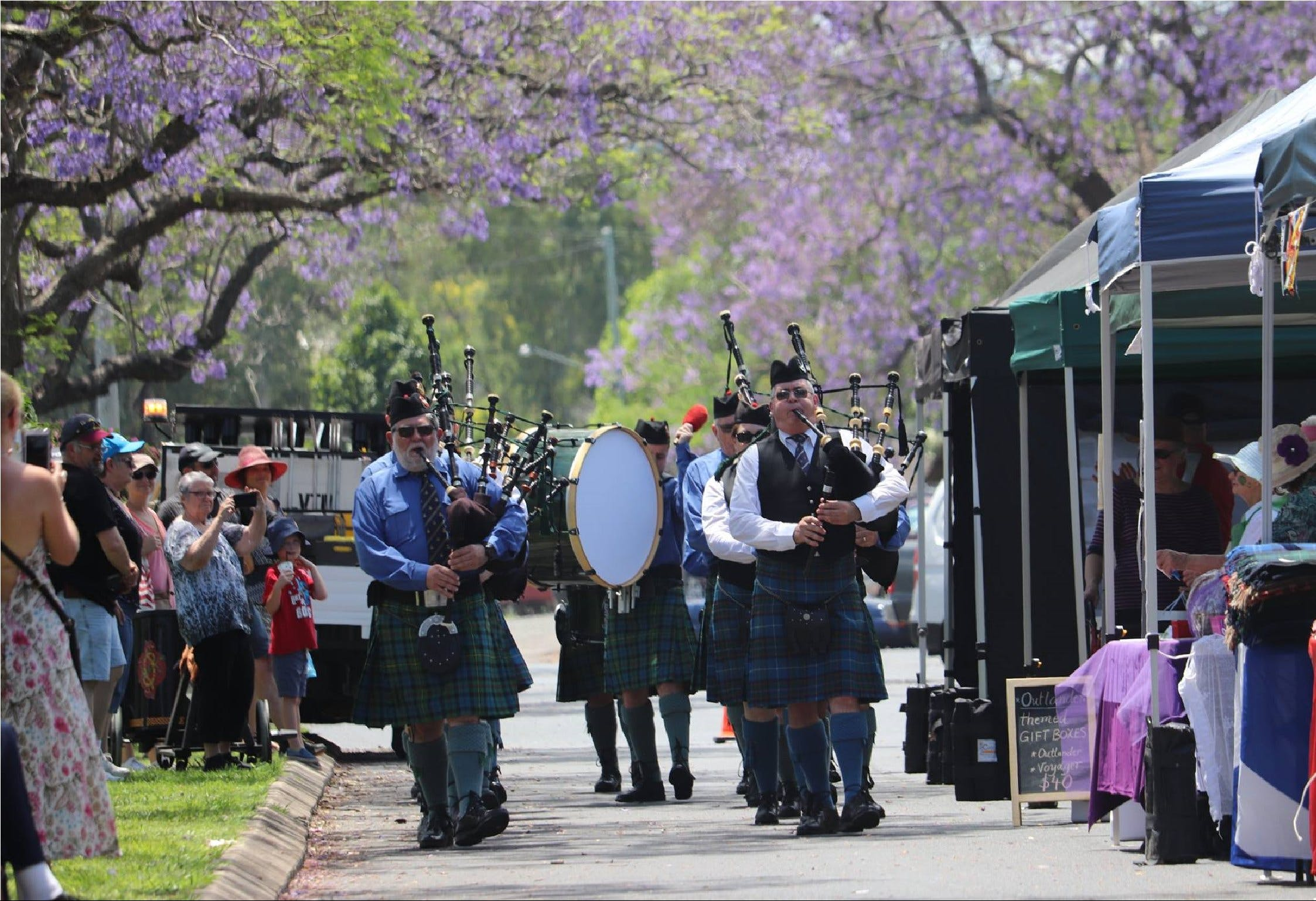 Celtic Festival of Queensland - Accommodation Whitsundays
