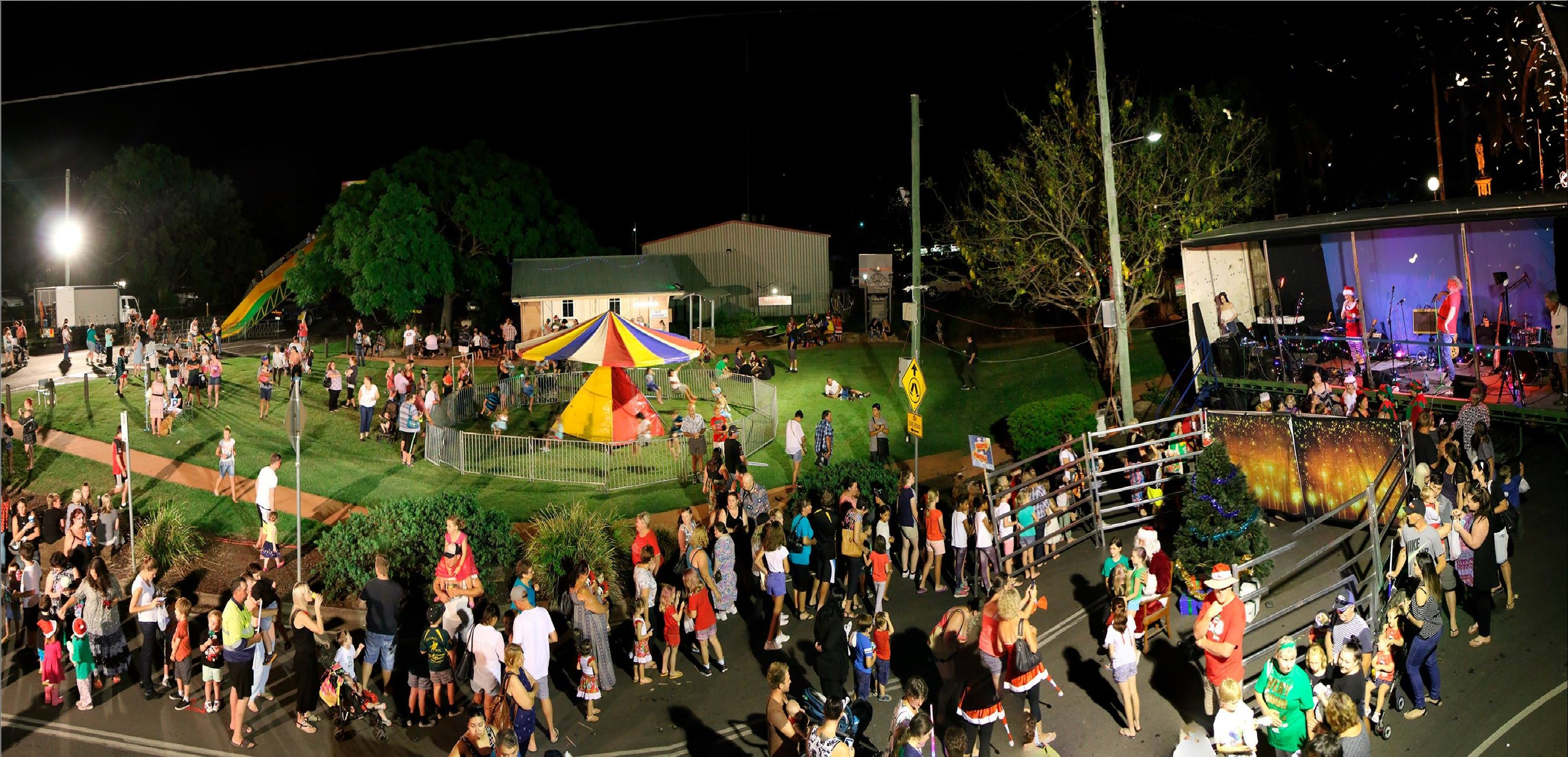 Forest Hill Christmas Festival - Accommodation Whitsundays