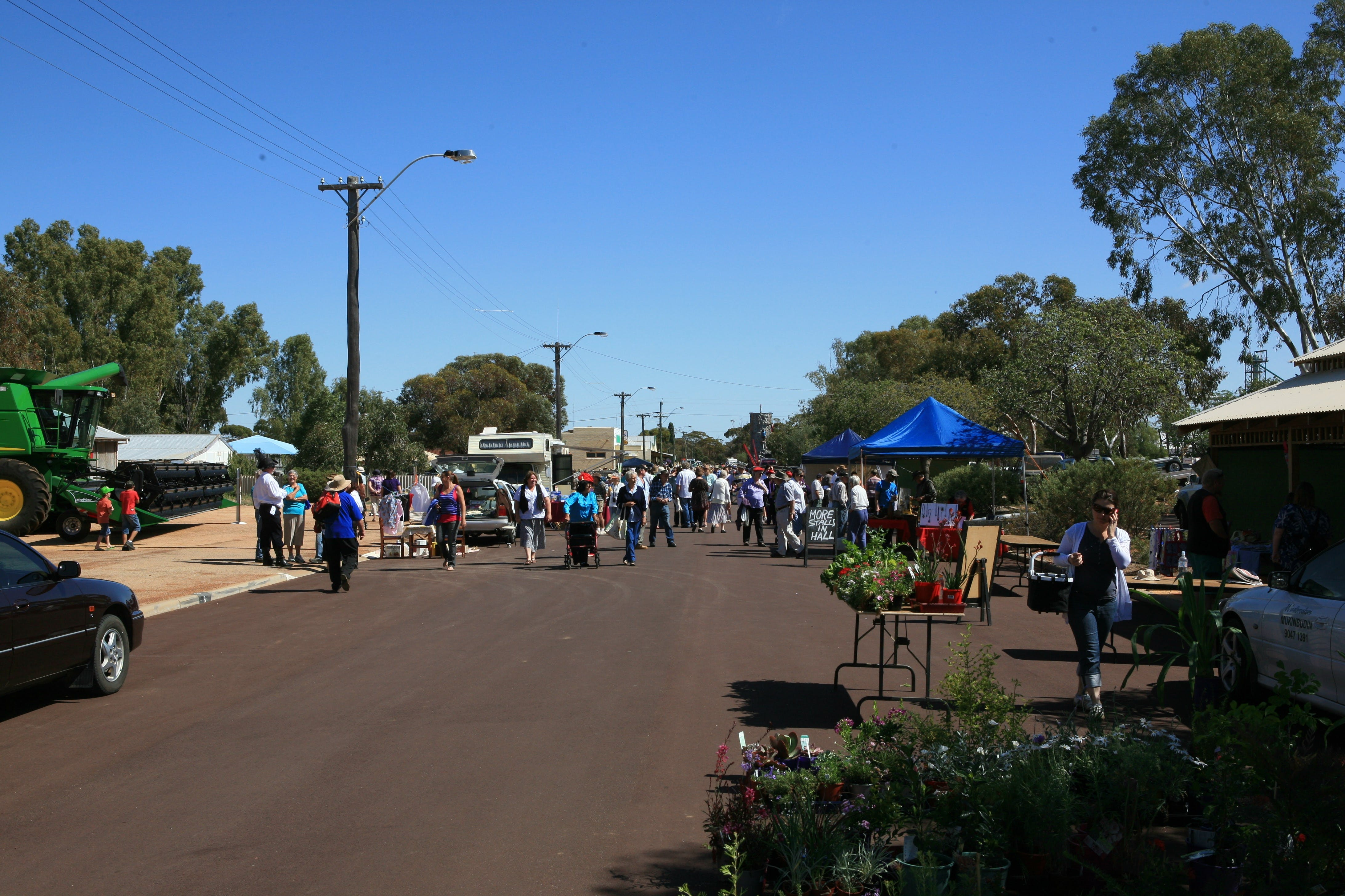 Nungarin Markets - Accommodation Whitsundays