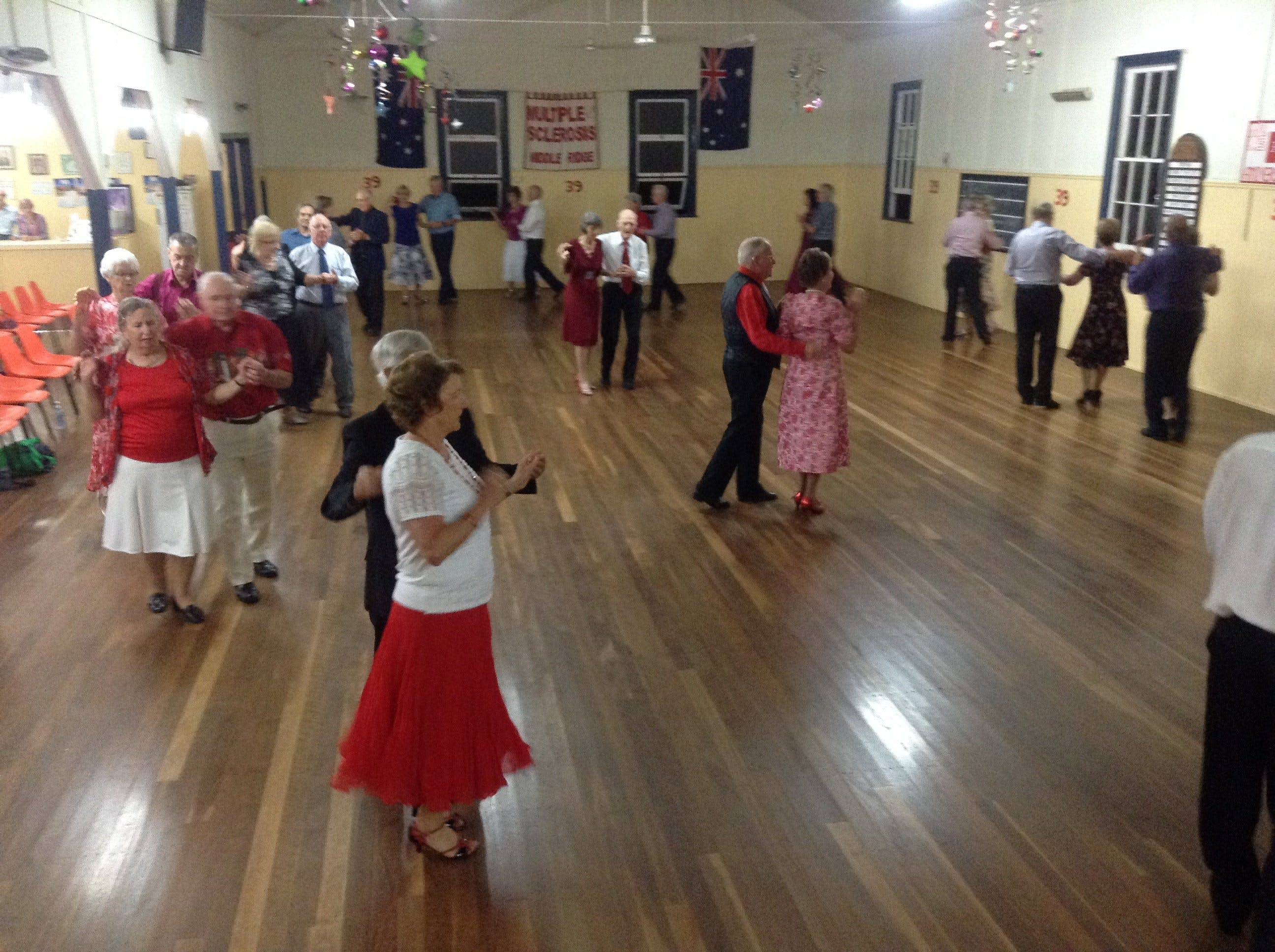 Old Time Dance - Accommodation Whitsundays