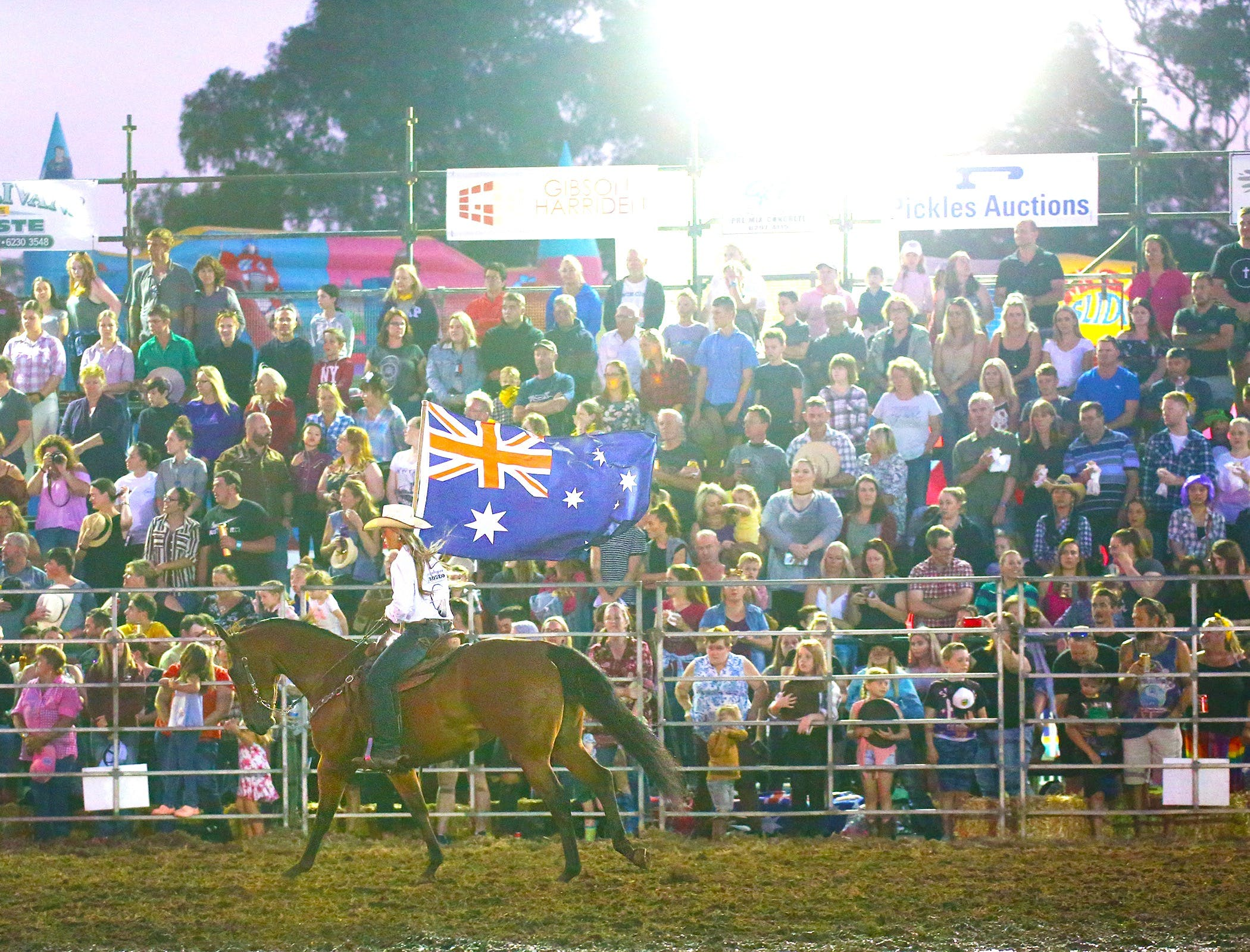 Patches Asphalt Queanbeyan Rodeo - Accommodation Whitsundays