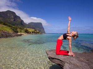 Wellness Week with Charlotte Dodson at Pinetrees Lord Howe Island - Accommodation Whitsundays