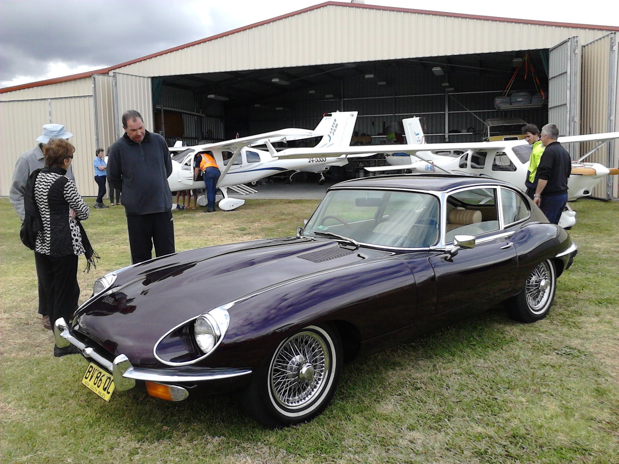 Wings and Wheels Open Day - Accommodation Whitsundays
