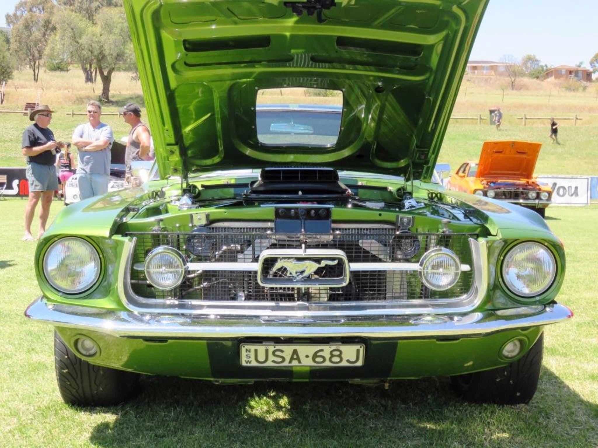 Central West Car Club Charity Show and Shine - Accommodation Whitsundays