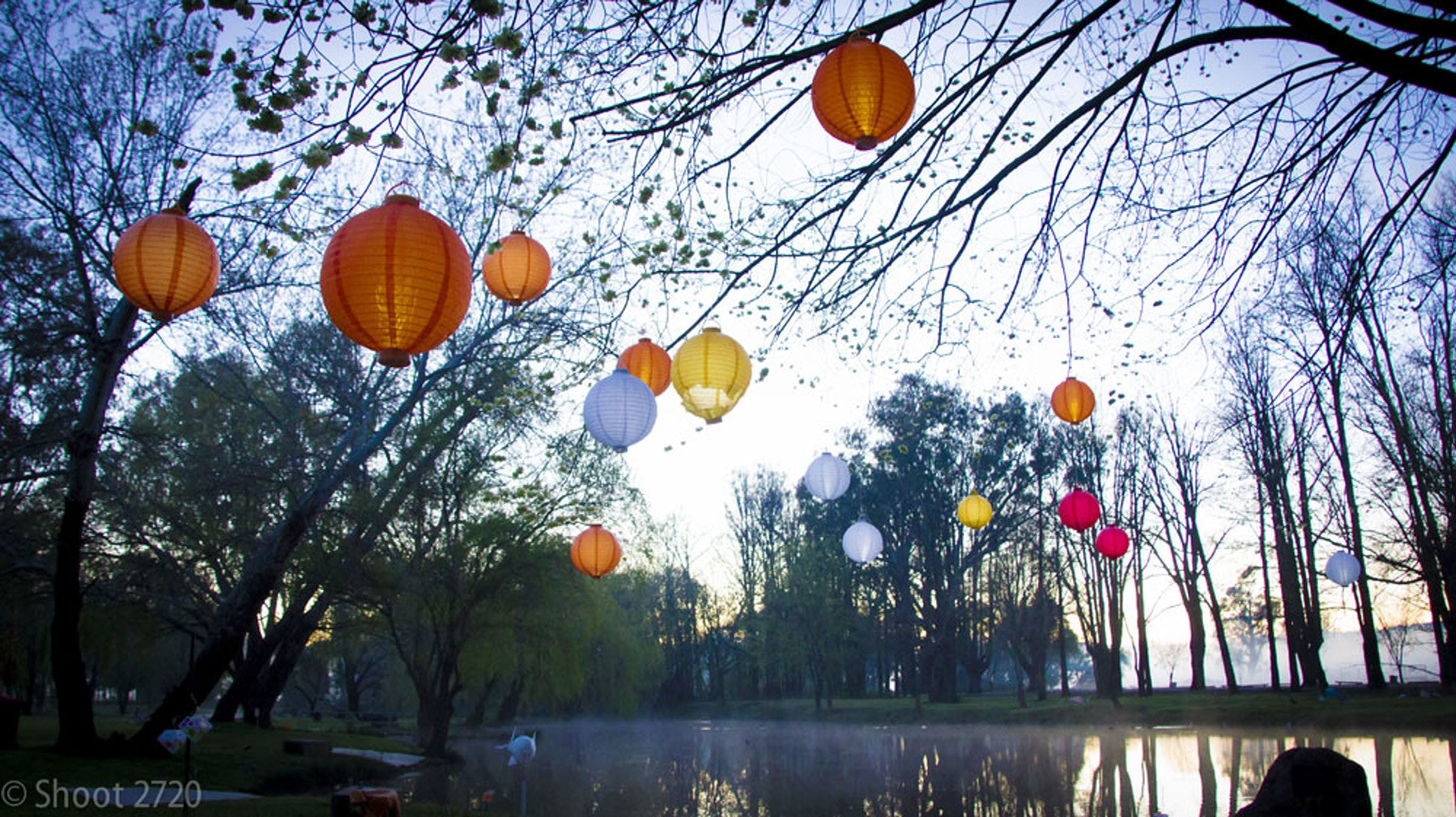 Lanterns on the Lagoon - Accommodation Whitsundays