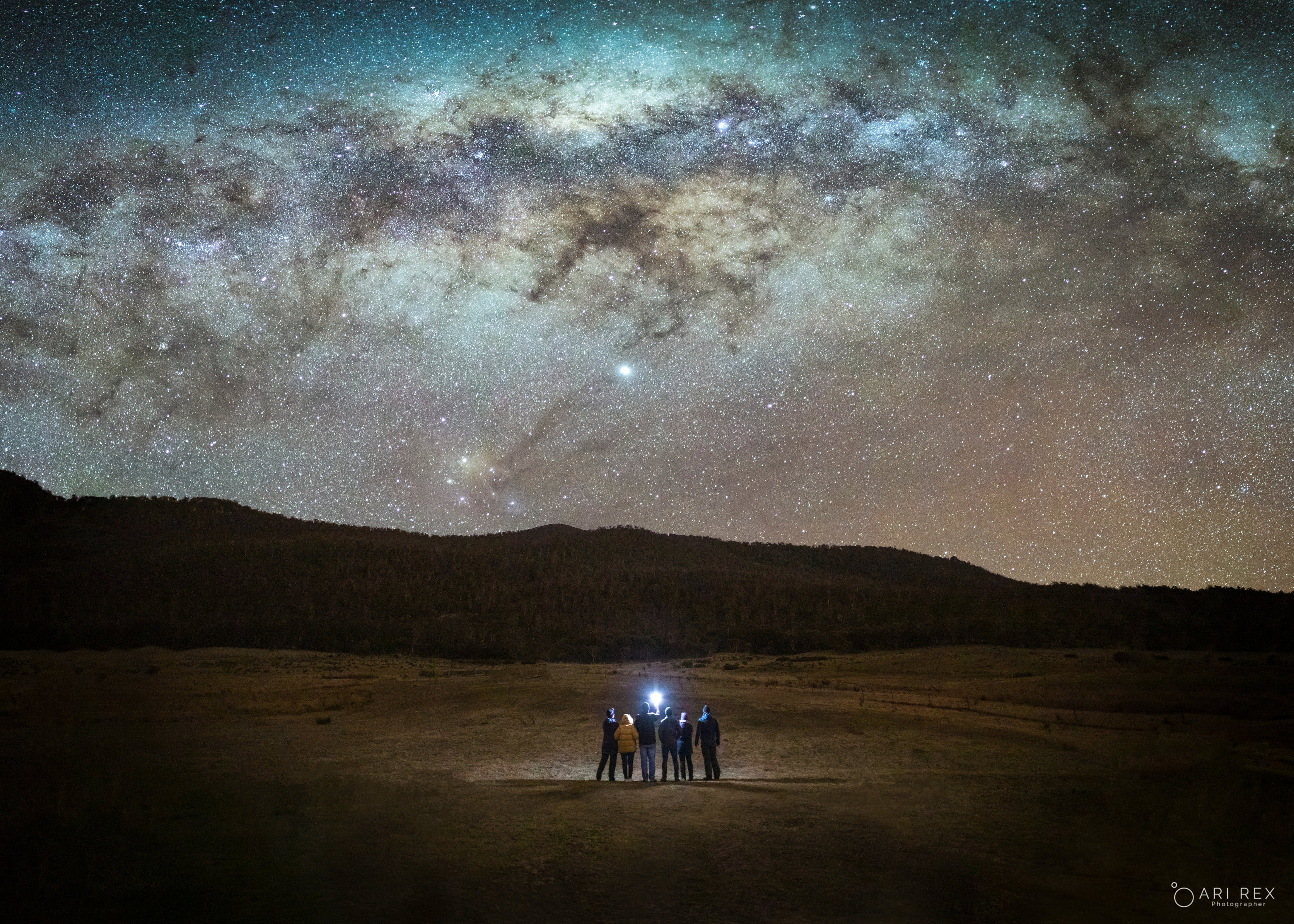Milky Way Photography Workshop with Ari Rex - Accommodation Whitsundays