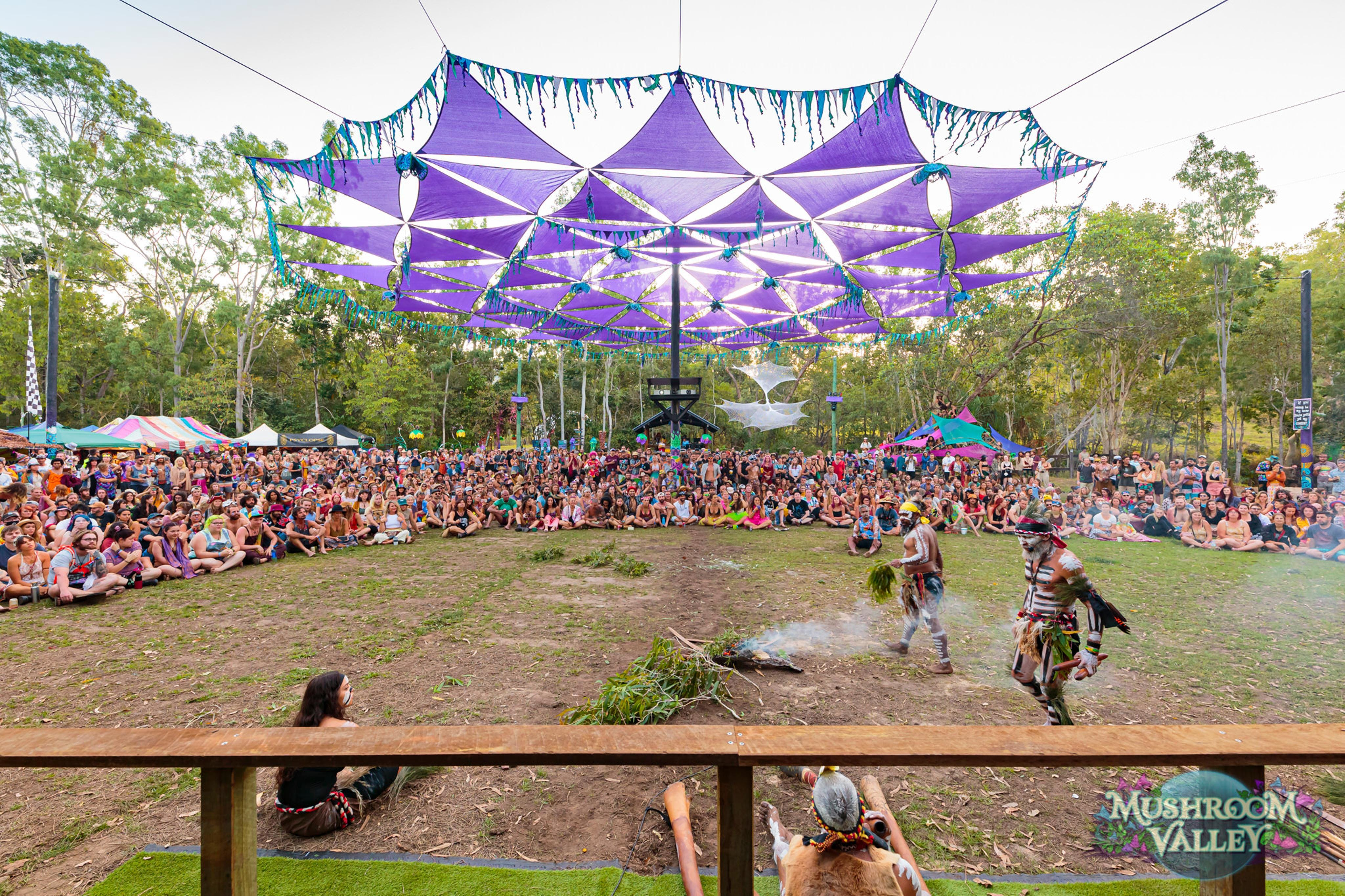 Mushroom Valley Festival - Accommodation Whitsundays