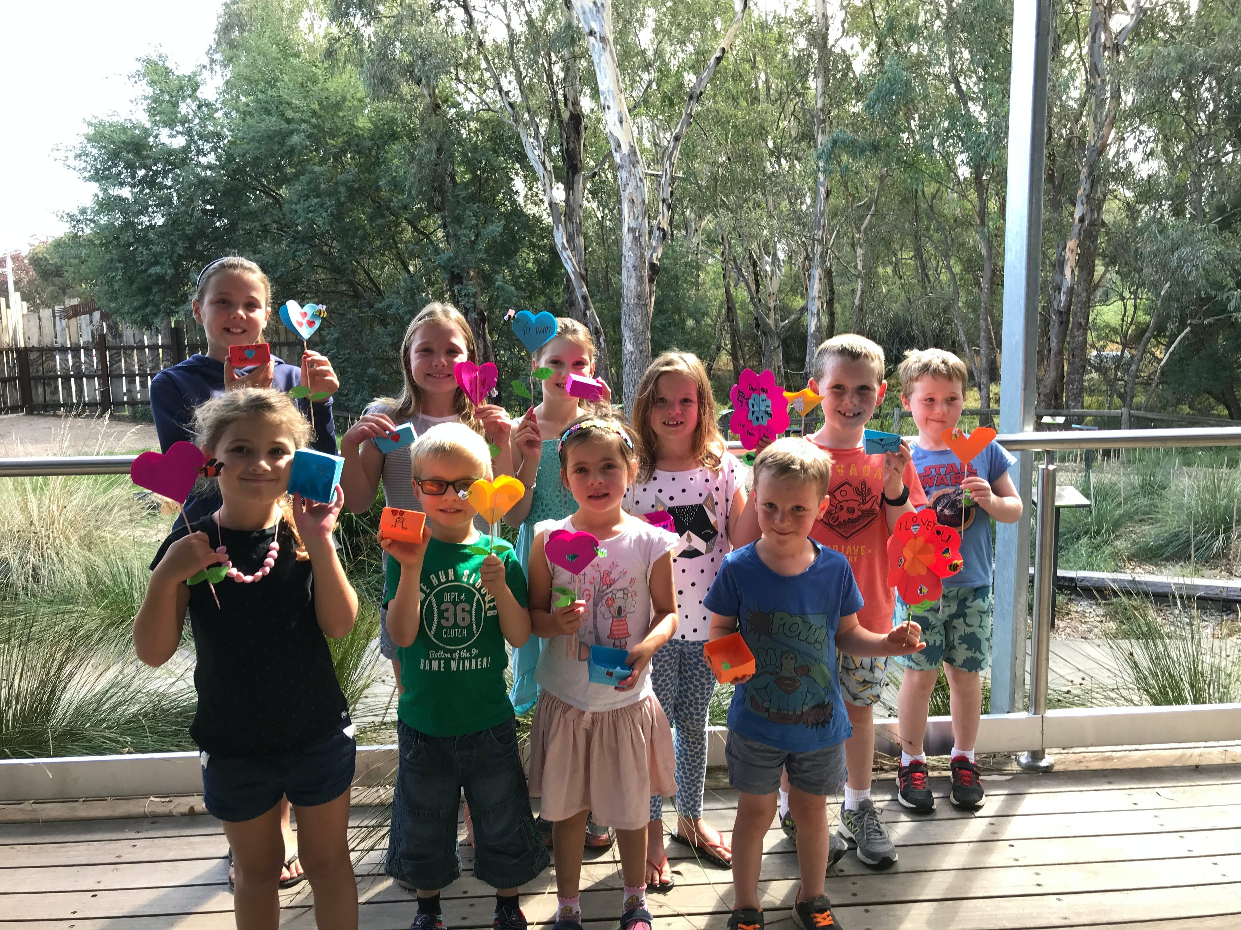 School Holiday Fun at the Y Water Discovery Centre - Accommodation Whitsundays