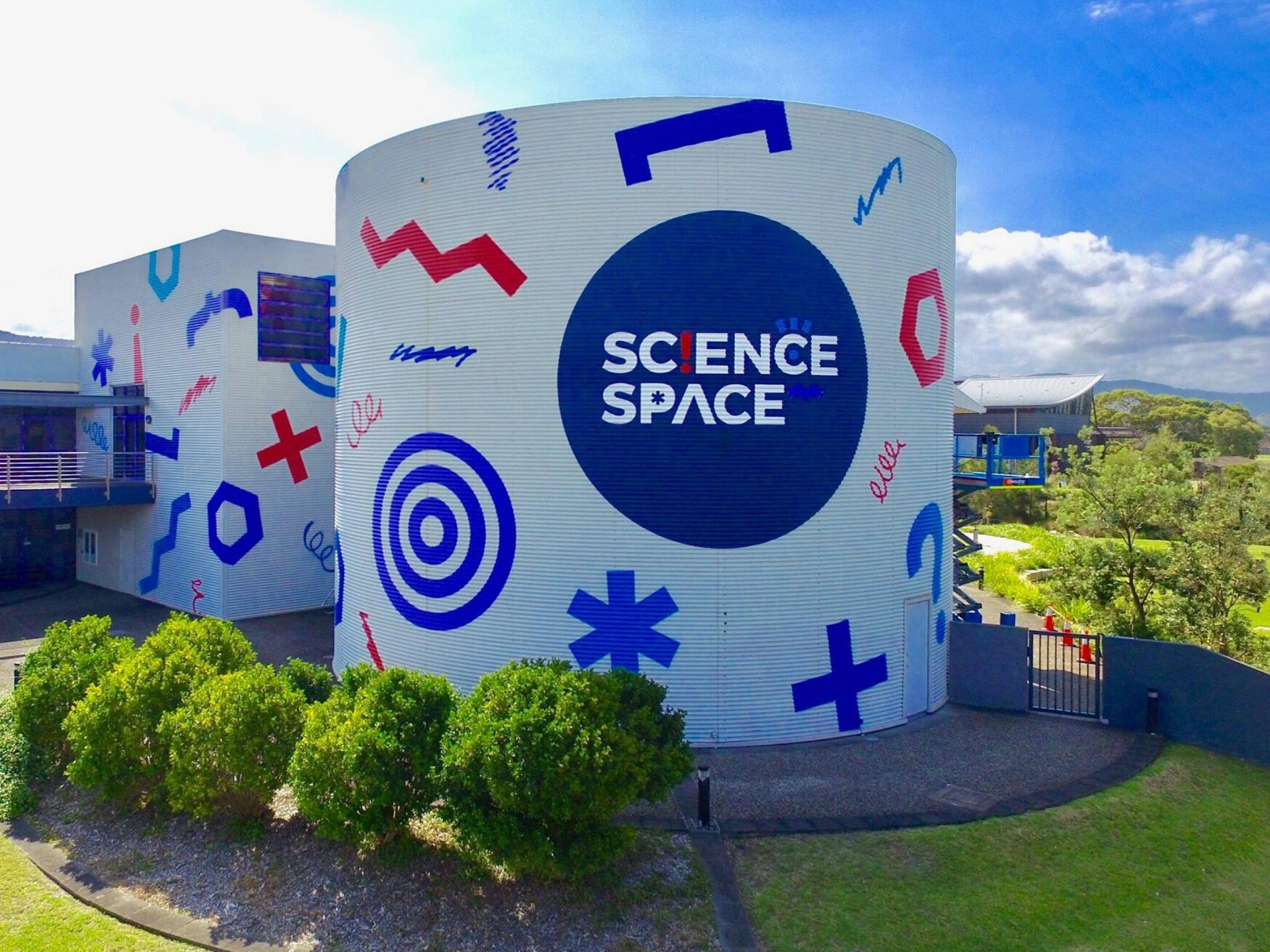 Science Space Grand Reopening Celebration - Accommodation Whitsundays