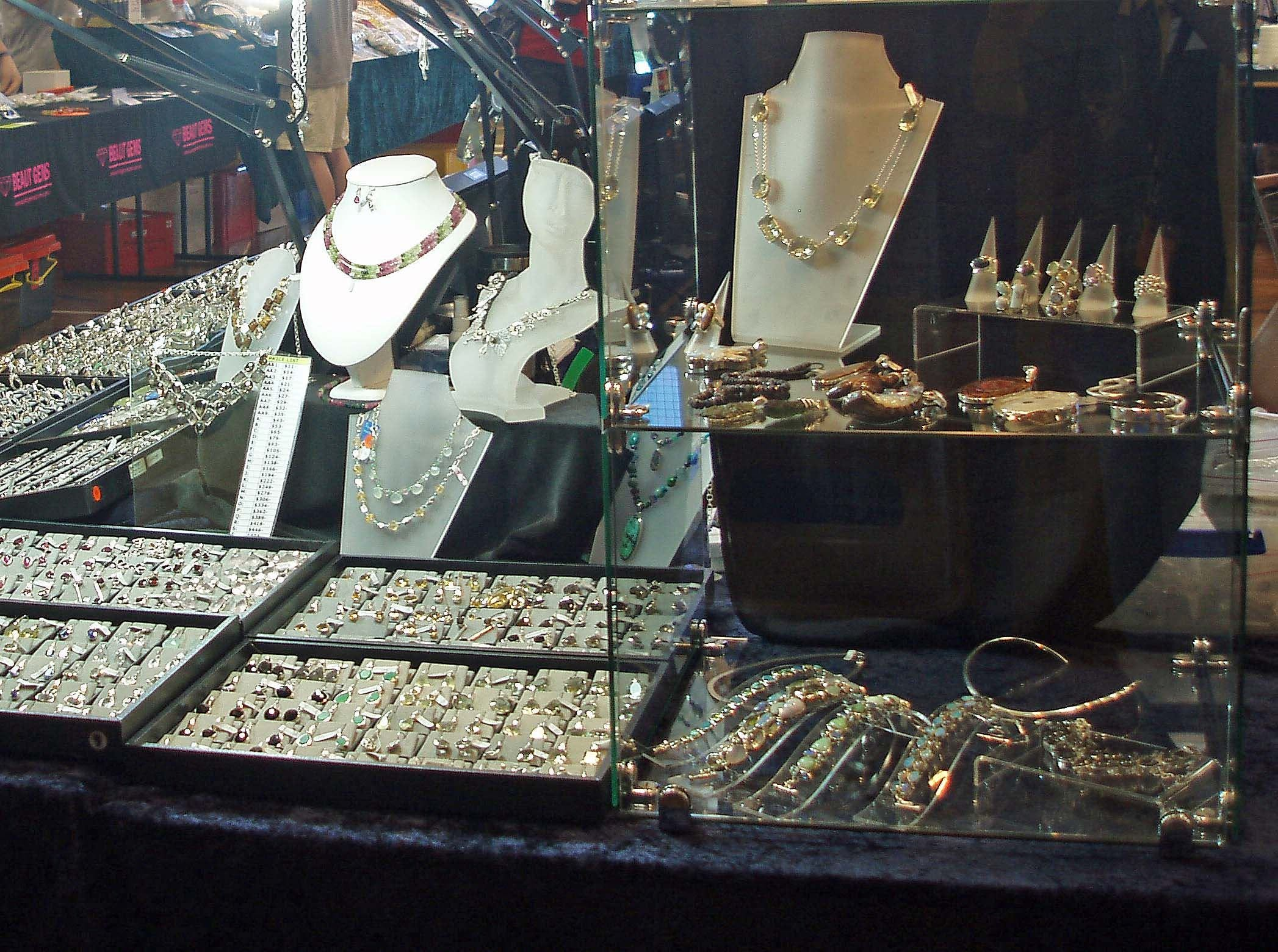 Toowoomba Gemfest - Gems and Jewellery - Accommodation Whitsundays