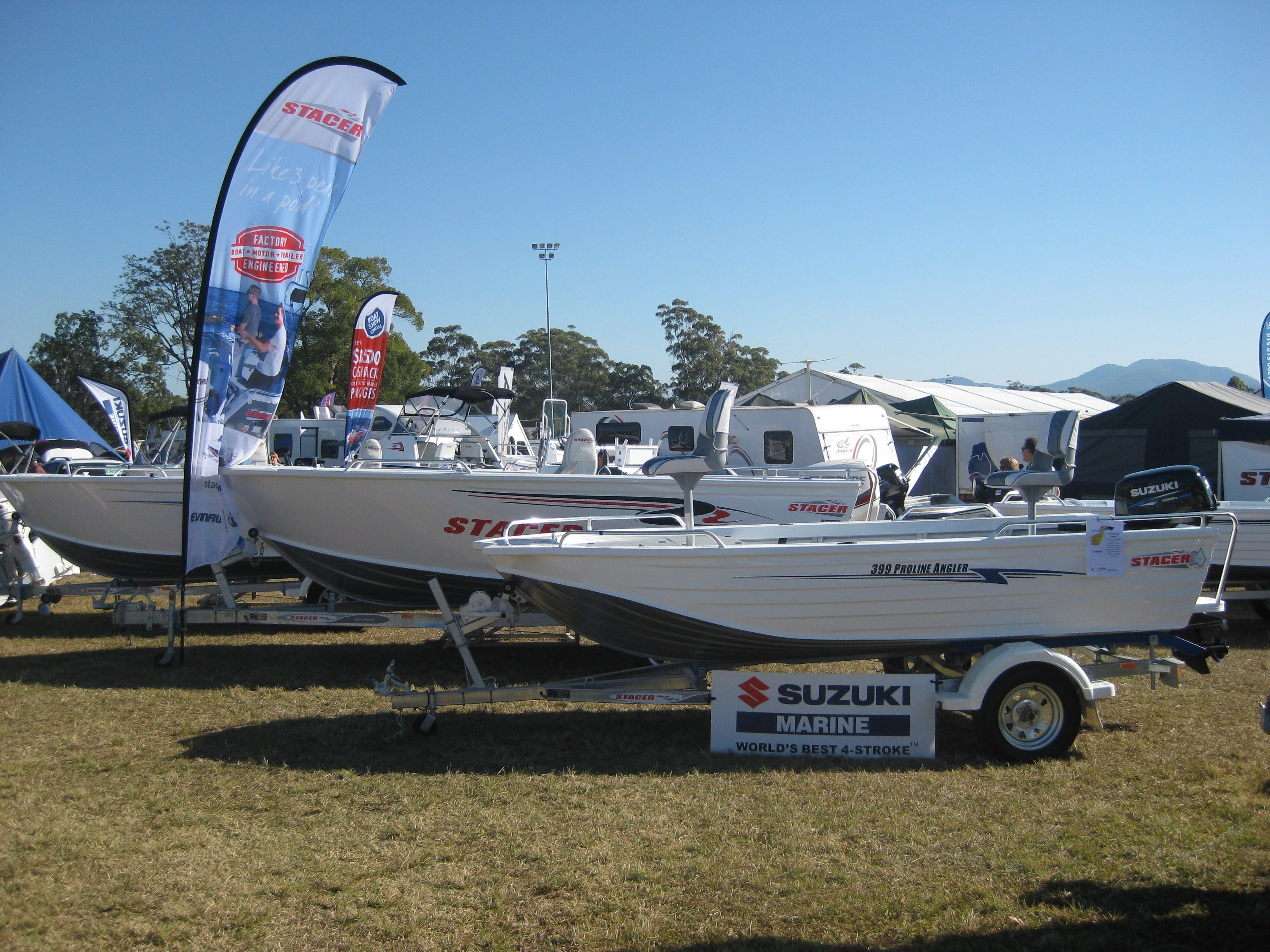 Mid North Coast Caravan Camping 4WD Fish and Boat Show - Accommodation Whitsundays