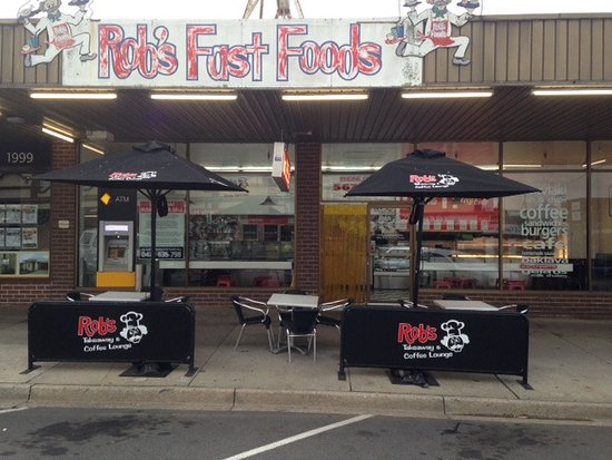 Rob's Takeaway and Coffee Lounge - Accommodation Whitsundays
