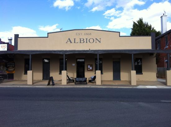 Albion est 1868 - Accommodation Whitsundays