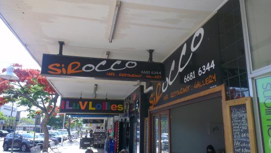 Sirocco Cafe and Gallery - Accommodation Whitsundays