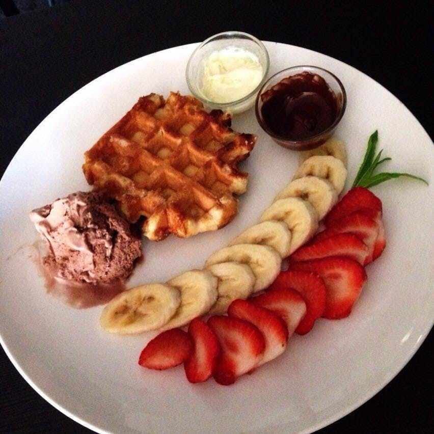 The Waffle Delight - Accommodation Whitsundays