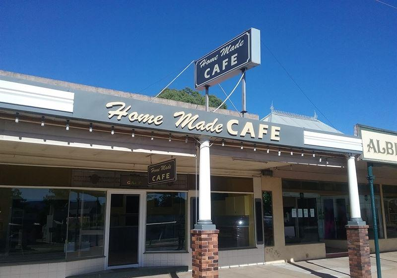 Home Made Cafe Avoca - Accommodation Whitsundays